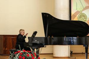 Вечера популярных фортепианных программ. Юлия Стадлер