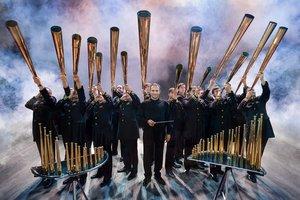 Русский роговой оркестр