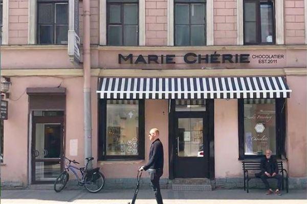 Marie Cherie Chocolate
