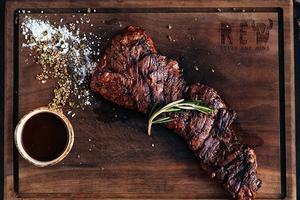 Red Steak&Wine