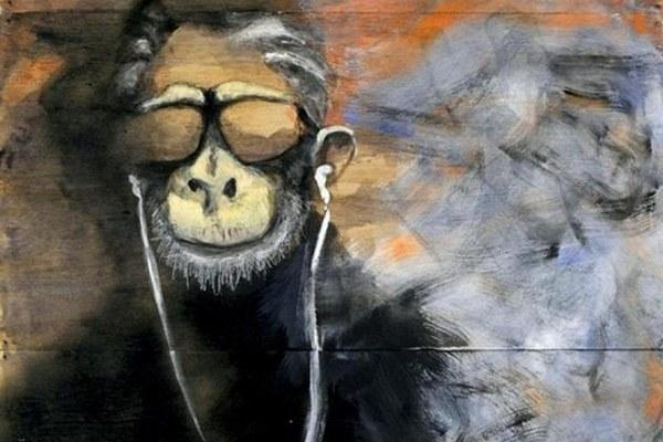 Монако. Истории художников. Жерар Петтити, Клод Ростишер