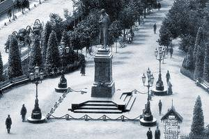 Москва XIX и XXI веков