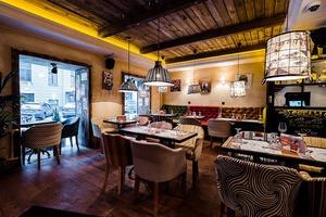 Кофейня №1 на Кирпичном