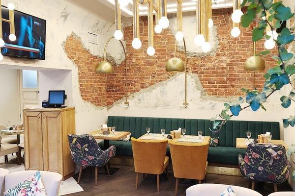 Кофейня №1 на Садовой