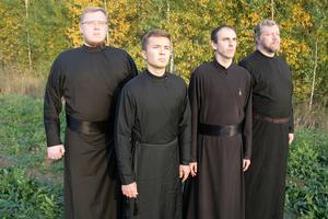 Квартет монастыря во имя святых Царственных Страстотерпцев (Ганина Яма)