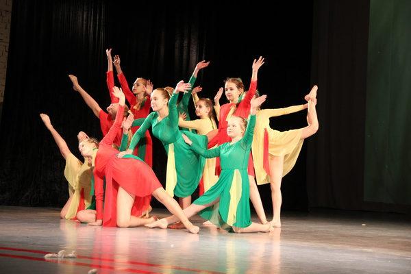 """Студия современного танца """"Афалина"""""""