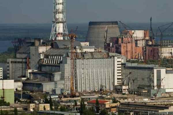 Герд Людвиг. Длинная тень Чернобыля