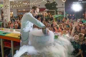 Кулинарный пикник в МЕГЕ