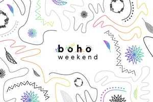 Boho Weekend