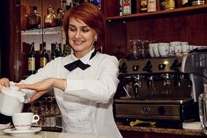Лобби-бар гостиницы «Ореанда»