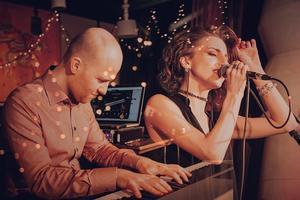 Современный соул и джаз. Анна Семенова (вокал) и резиденты клуба EverJazz