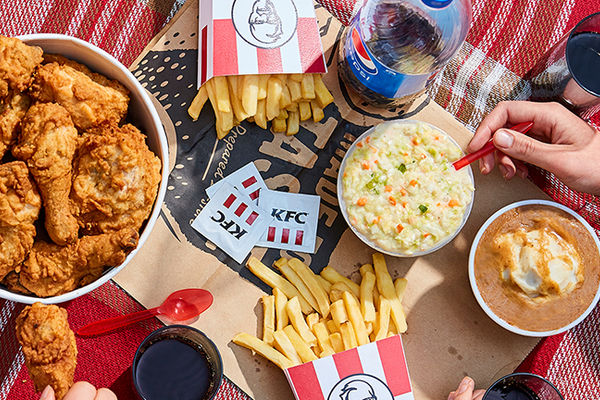 KFC ЦУМ