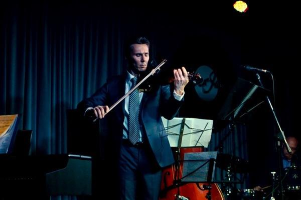 Violin in Jazz - tribute to Stephane Grappelli
