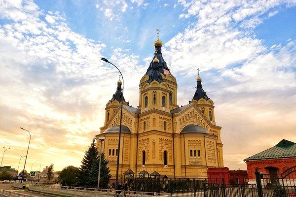 Кафедральный собор во имя святого благоверного князя Александра Невского