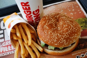 Бургер Кинг на пл. Революции