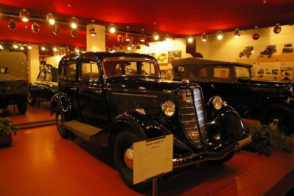 Музей истории ОАО «ГАЗ»