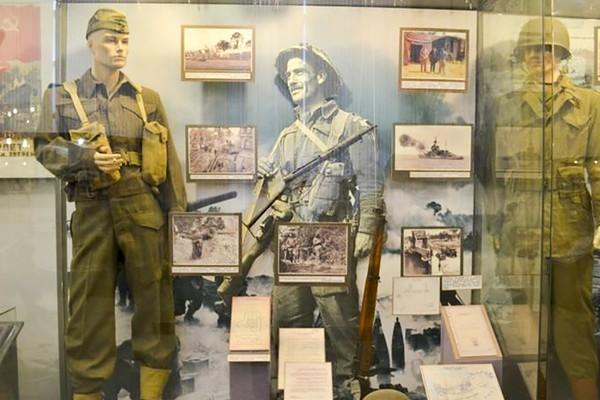 истории правоохранительных органов и вооружённых сил
