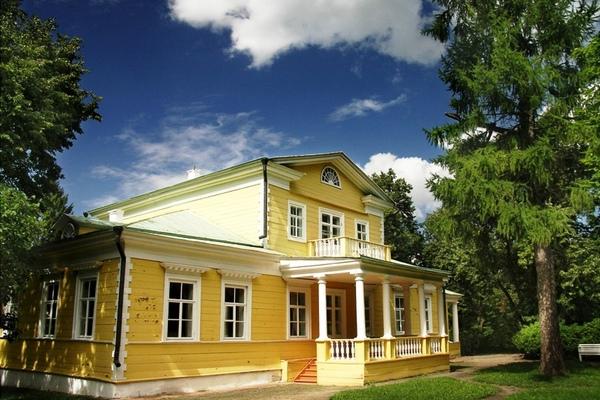 Музей-заповедник А.С. Пушкина Болдино