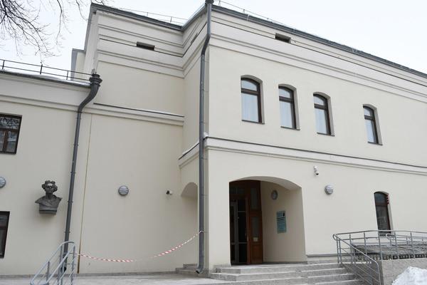 Музей А. М. Горького и Ф. И. Шаляпина
