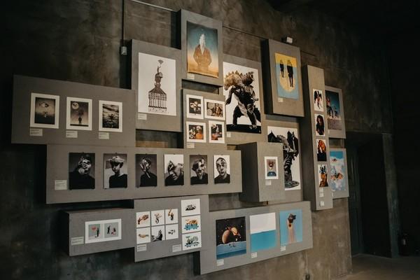 Выставка достижений коллажного хозяйства