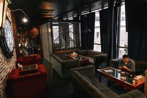 Мята Lounge Полянка