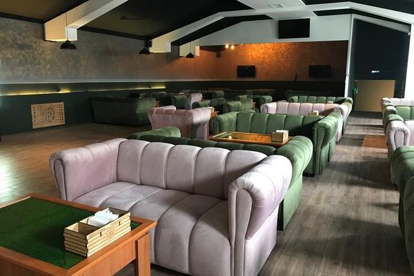 Мята Lounge ТТК