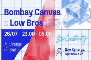 Bombay Canvas x Low Bros