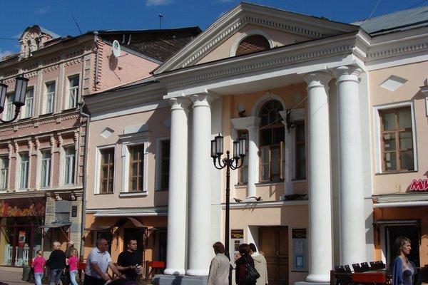 Учебный театр им. Е.А. Евстигнеева