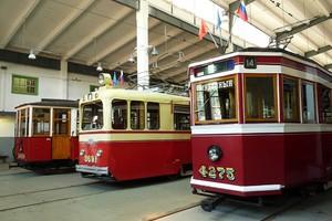 Музей истории развития городского электротранспорта