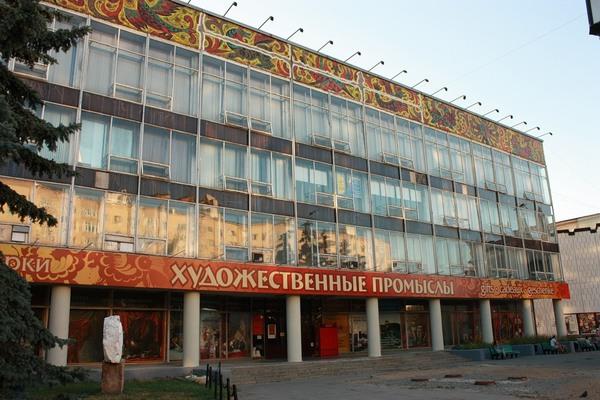 истории художественных промыслов Нижегородской области