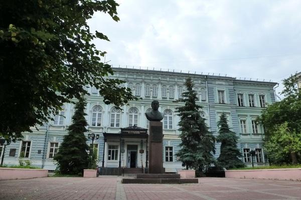 Нижегородского государственного университета им. Н.И. Лобачевского