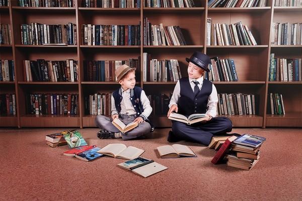 Тайна библиотеки