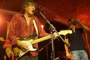 Blues Party с Андреем Сорокиным