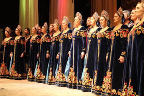 Сибирский русский народный хор и ансамбль танца «Ингушетия»