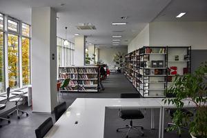 Библиотека № 62 им. Пабло Неруды