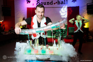 Sound Hall на Коминтерна