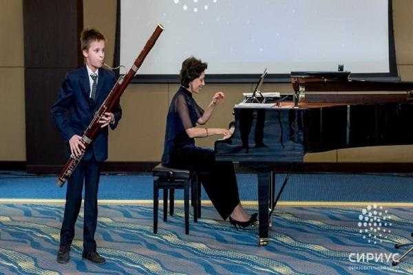 Музыка для фагота и фортепиано
