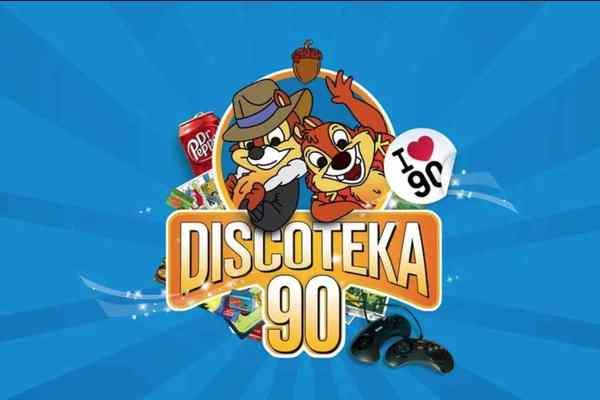 Большая дискотека 90!