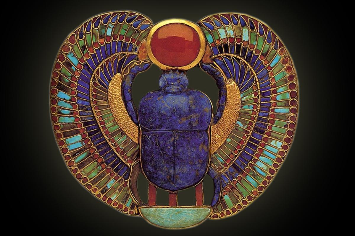 они скарабей египетский символ картинки образом, классическими японскими