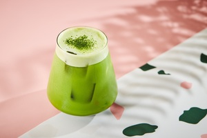 Touch of Matcha