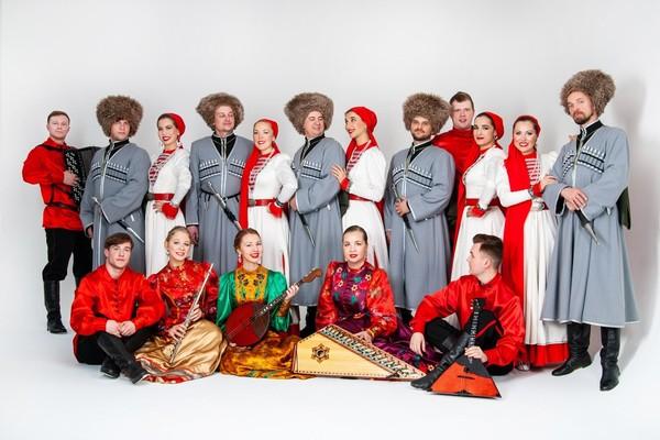 Казачий ансамбль «Атаман»