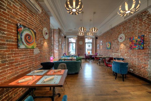 Scenario Cafe