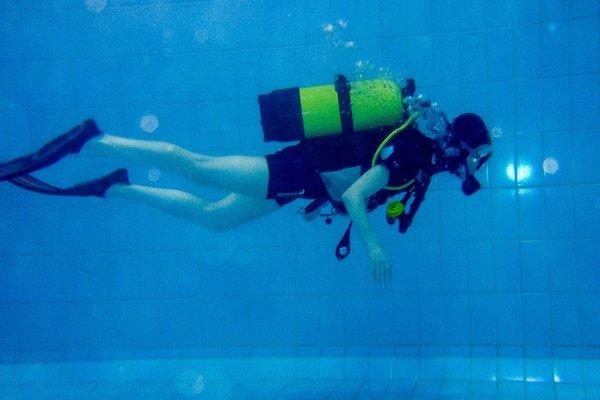 "Клуб подводного плавания ""Адмирал Бенбоу"""