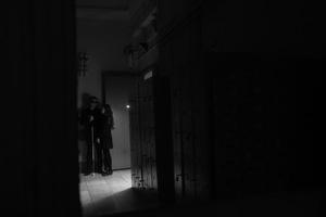 Концерты в темноте