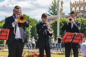 Гала-концерт V Фестиваля духовых оркестров