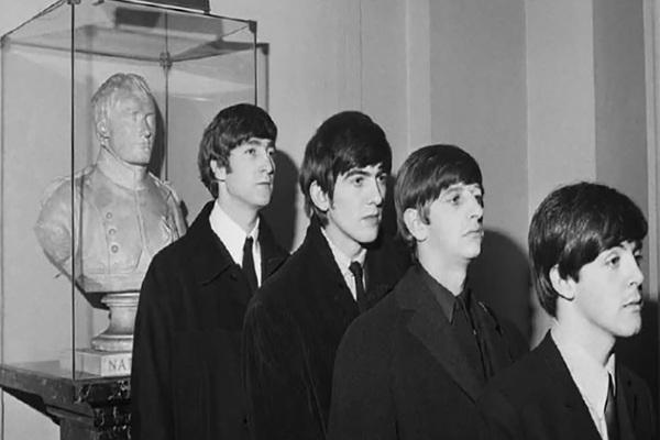 Гарри Бенсон. The Beatles и не только