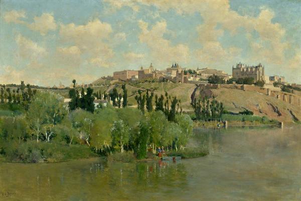 Импрессионизм и испанское искусство