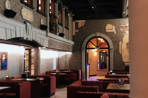 Maskva Lounge