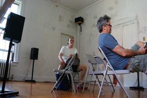 Russian Sound Art Showcase New York: Звуки взлома \ Sound of hack