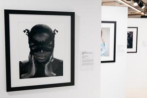 Экспозиция культовых обложек Vogue в ЦУМе